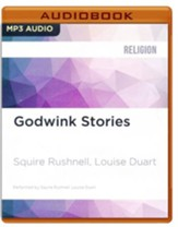Godwink Stories: A Devotional - unabridged audio book on CD