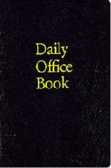 Daily Office Book: Two-Volume Set