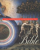 The Cambridge Companion to the Bible, Second Edition
