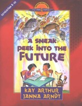 Discover 4 Yourself, Children's  Bible Study Series:  A Sneak Peek into the Future: Revelation 8-22