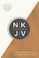 The NKJV Study Bible: Full-Color Edition - eBook