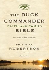 Duck Commander Faith and Family Bible - eBook
