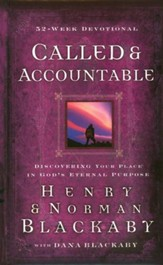Called and Accountable: A 52 Week Devotional
