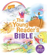 The Young Reader's Bible, Hardcover