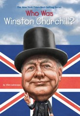 Who Was Winston Churchill? - eBook