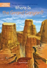Where Is the Grand Canyon? - eBook