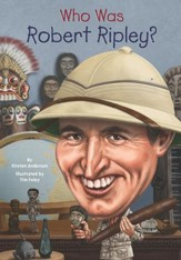 Who Was Robert Ripley? - eBook