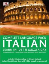 Complete Language Pack: ITALIAN