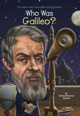 Who Was Galileo? - eBook