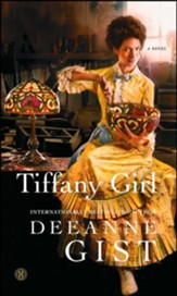 #3: Tiffany Girl, softcover