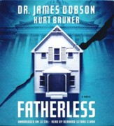 Fatherless, Unabridged Audiobook CD