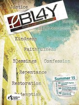 Bible Lessons for Youth Summer 2015 Leader - eBook