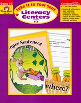 Take It to Your Seat: Literacy Centers, Grades 1-3
