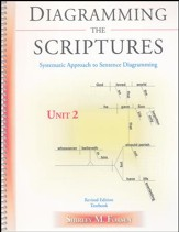 Diagramming The Scriptures: Systematic Approach to  Sentence Diagramming Book 2 (Unit 2)