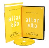Altar Ego Study Guide with DVD: Becoming Who God Says You Are - Slightly Imperfect