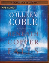 Beneath Copper Falls - unabridged audio book on MP3-CD
