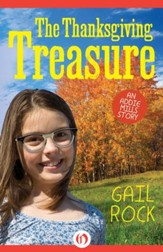The Thanksgiving Treasure - eBook