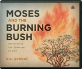 Moses and the Burning Bush unabridged audiobook on CD