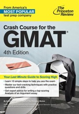 Crash Course for the GMAT, 4th Edition - eBook