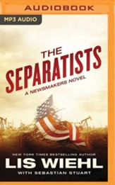 The Separatists - unabridged audio book on MP3-CD