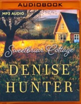 Sweetbriar Cottage - unabridged audio book on MP3-CD