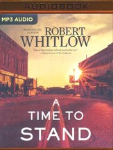 A Time to Stand - unabridged audio book on MP3-CD