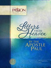Letters from Heaven By The Apostle Paul - eBook