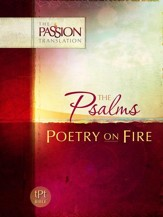 The Passion Translation: Psalms - Poetry on Fire (eBook)