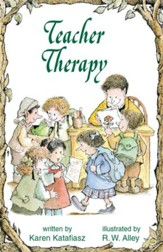 Teacher Therapy / Digital original - eBook