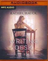 The Writing Desk - unabridged audio book on MP3-CD
