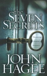 The Seven Secrets: Uncovering Genuine Greatness / Abridged edition