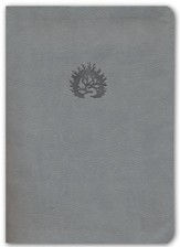 ESV Reformation Study Bible, 2015 Edition, Light Gray  Imitation Leather - Imperfectly Imprinted Bibles