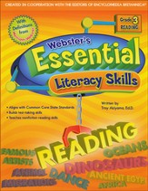 Webster's Essential Literacy Skills: Grade 3 Reading