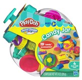 Play Doh Candy Jar