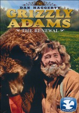 Grizzly Adams: The Renewal, DVD