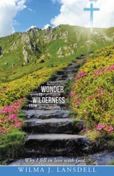 From Wilderness to Wonder: Why I fell in love with God. - eBook