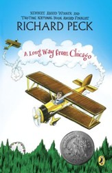 A Long Way From Chicago: A Novel in Stories - eBook