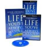 The Life You've Always Wanted Participant's Guide with DVD: Six Sessions on Spiritual Disciplines for Ordinary People