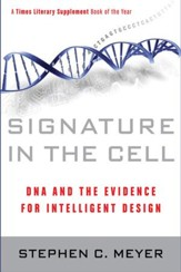 Signature in the Cell - eBook