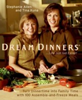 Dream Dinners tm - eBook