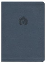 ESV Reformation Study Bible 2015 Edition, Imitation Leather Dark Navy Blue