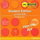 myWorld Social Studies Kindergarten Student Workbook