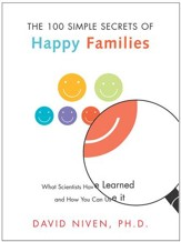 100 Simple Secrets of Happy Families - eBook