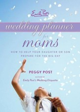 Emily Post's Wedding Planner for Moms - eBook
