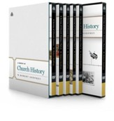 A Survey of Church History, A.D.  100-2000 - 6-Volume DVD Set