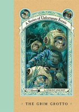 A Series of Unfortunate Events #11: The Grim Grotto - eBook