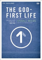 The God-First Life: A DVD Study