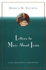 Letters to Marc About Jesus - eBook