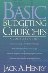 Basic Budgeting for Churches: A Complete Guide - eBook