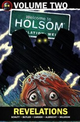 #2: Revelations: Welcome to Holsom Graphic Novel